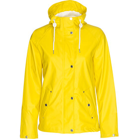 Tretorn W's Tora Rainjacket Spectra Yellow